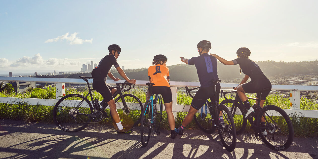 'Apparel to match your bike ride