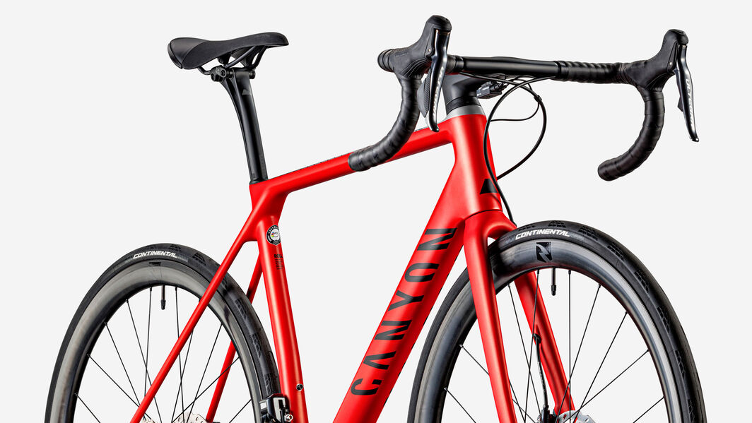 Canyon Endurance road bikes