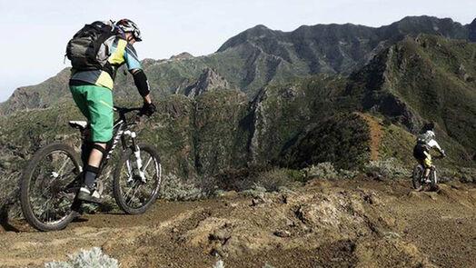 mtb active Tenerife