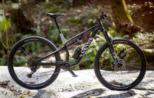 best trail bikes  full suspension  hardtail  canyon gb