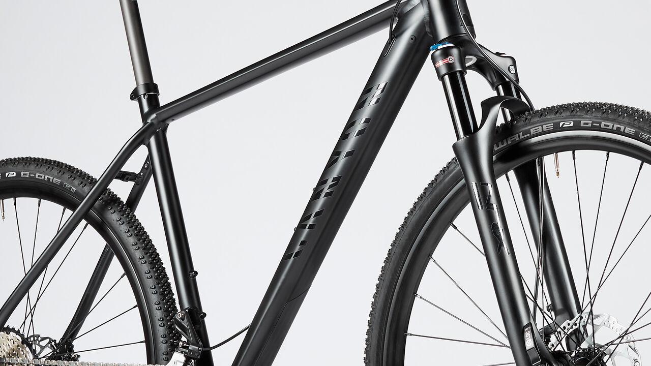 Canyon Cross Bike