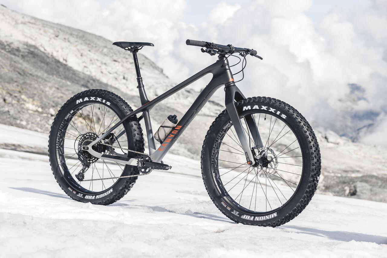 Canyon Dude fat bike