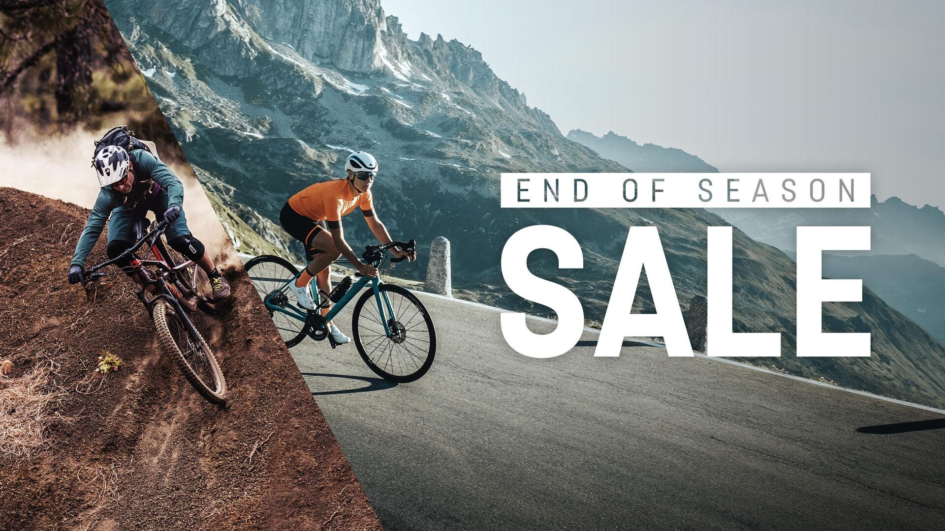 Canyon End of Season Sale 2019
