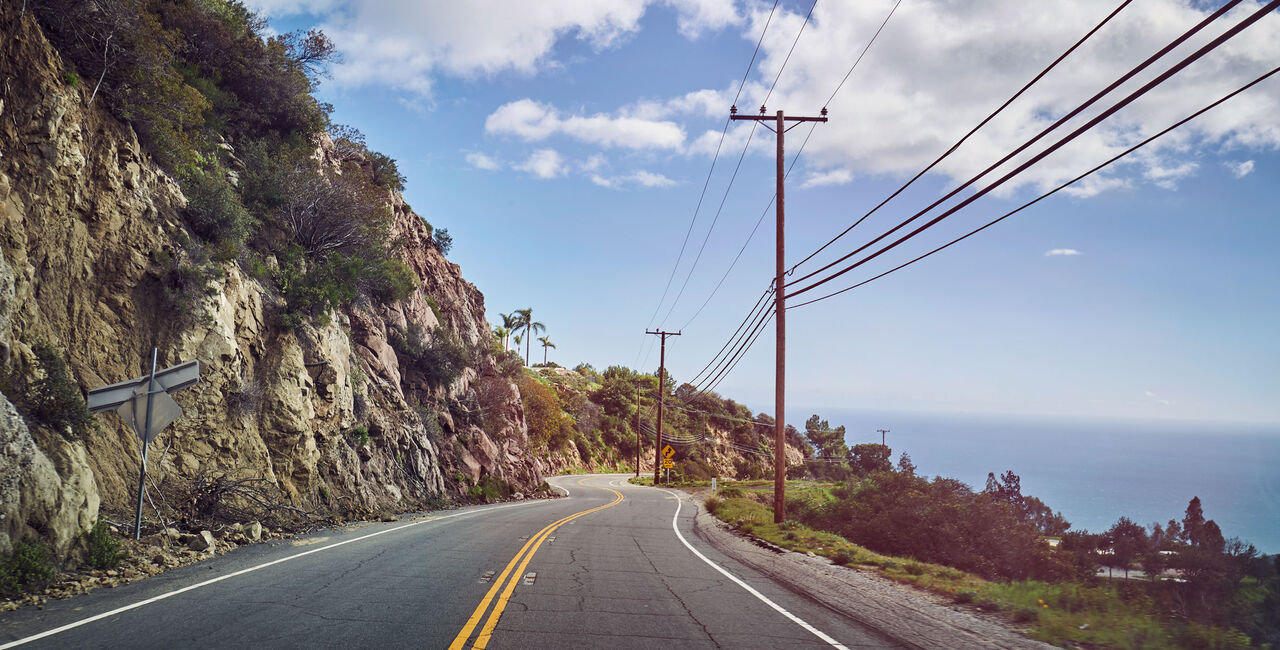 'The open road calls for a bike