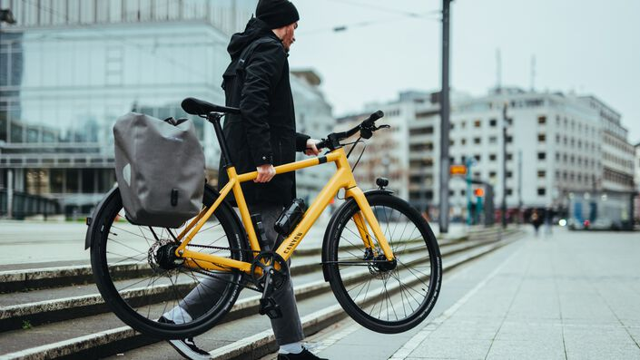 Canyon Commuter: Sieben neue Urbanbike Modelle für 2021