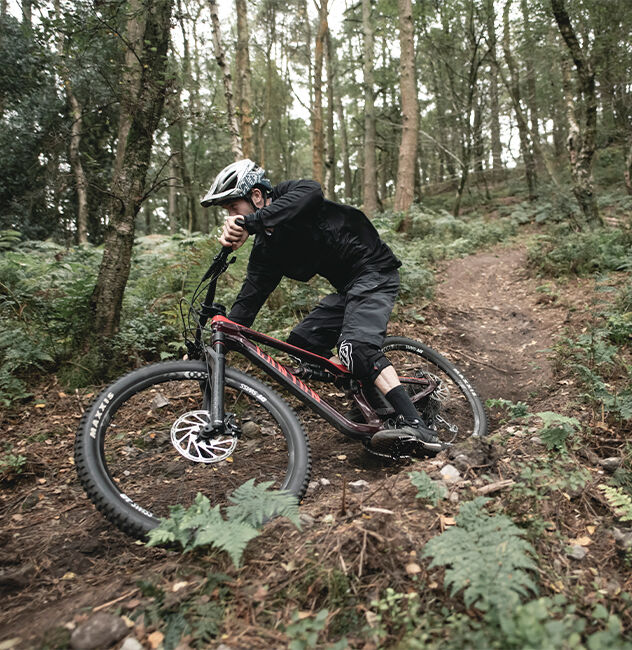 'Hardtail or full suspension