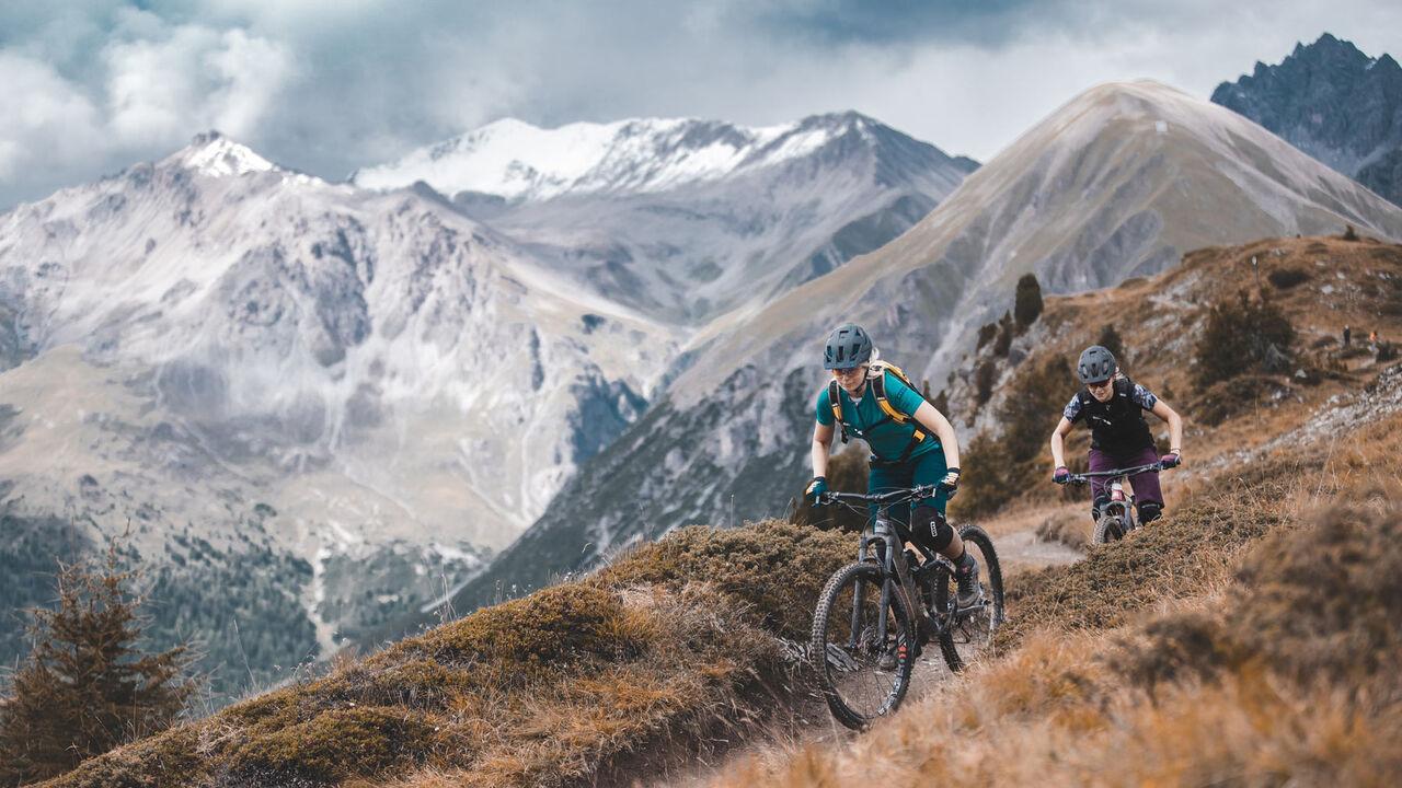 'Mountain bikes for trail