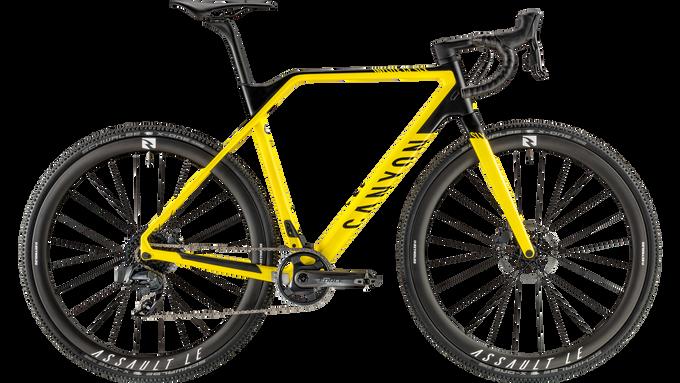 canyon Inflite CF SLX 9 bike