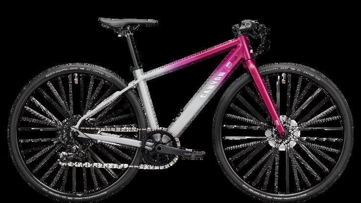 Roadlite 5 WMN canyon hybrid bike