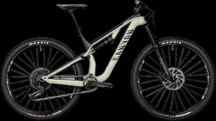 Neuron CF 7 Canyon MTB bike