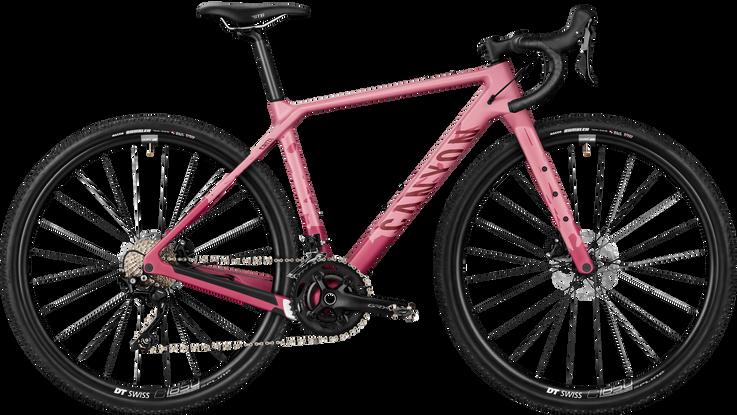Canyon women's bike Grizl CF SL WMN 6 women-specific gravel bike